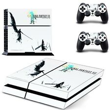 Final Fantasy VII 7 CLOUD SEPHIROTH Ps4 skin Autocollant Console + Manettes Ps4