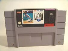 Mlbpa Baseball (Super Nintendo Entertainment System, 1994) 