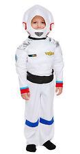BOYS TODDLER KIDS ASTRONAUT FANCY DRESS COSTUME  2 - 4 YEARS SPACE MAN ROCKET