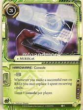 Android Netrunner LCG - #005 Mirror - 23 Seconds