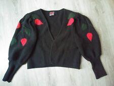 maglione vintage tedesco in lana