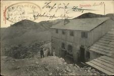 Alpine Club Austria - Simonyh�tte Postcard Postally Used Cover Canels Stamp