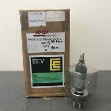 QY4-250 C1112 CV2131 EEV NOS BOXED VALVE/TUBE
