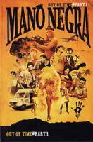 DVD Mano Negra – Out Of Time #Part 1 France 2005 Sealed