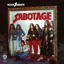 Black Sabbath - Sabotage [New Vinyl LP] Colored Vinyl, Ltd Ed, 180 Gram, Purple