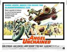 ANGEL Unchained Poster 02 A2 Box Toile imprimer