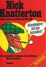 Nick Knatterton Gesamtausgabe (Z1), Lappan