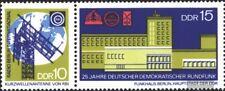 DDR WZd217 (kompl.Ausgabe) gestempelt 1970 Rundfunk