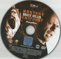 Hostage - Entführt (Bruce Willis) - DVD - ohne Cover #246