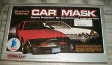 Mercury Cougar, XR7,LS, 1987 Cougar,Covercraft,Car Mask,Front end cover, M193RB