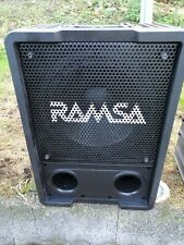 Ramsa Subwoofer WS-A240 Panasonic 8Ohm 400W