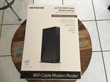NETGEAR AC1750 680 Mbps 4 Port Gigabit Wireless AC Router