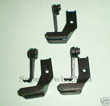 3 SET double welt piping feet TACSEW T111-155 WALKING FOOT SEWING MACHINE