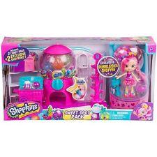 NEW SHOPKINS Bubbleisha Shoppie Sweet Spot Pack Exclusive Gumball Set Doll NIB