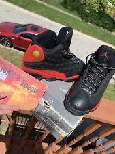 Air Jordan Retro Bred 13s 1998 Release