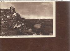 Chateau et Village de Castelnaud   France   Unused Heliogravure Postcard 81619