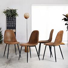 Chaises marron scandinaves pour la maison | eBay