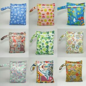 Wet Bag for Reusable Nappies, Wipes, Sanitary Pads, Breast PadsGENUINE UK SELLER