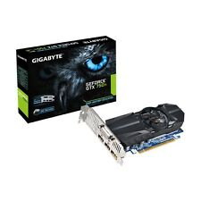Gigabyte NVIDIA GeForce GTX750 Ti 2GB DDR5 OC GV-N75TOC-2GL PCI-E Video Card DVI