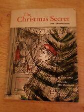THE CHRISTMAS SECRET Jose's JOAN LEXAU Don Bolognese SC book 1973 Scholastic