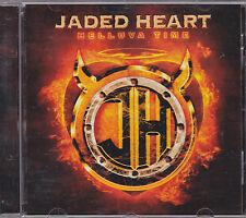 JADED HEART - helluva time CD