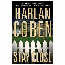 Stay Close by Harlan Coben - AUTOGRAPHED, SIGNED