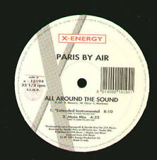 PARIS BY AIR - All Around The Sound - X-energy