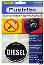 Fuelrite Diesel Guard (Helps to Prevent Misfuelling)