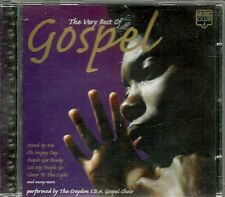 CD COMPIL 16 TITRES--GOSPEL--THE VERY BEST OF