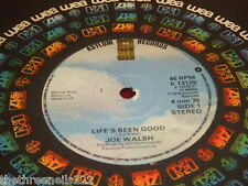 """VINYL 7"""" SINGLE - JOE WALSH -  THEME FROM THE BOAT WEIRDOS -  K 13129"""