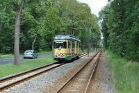 Foto Straßenbahn Schöneiche Rüdersdorf Tw 43 Juli 2011