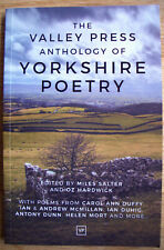 The Valley Press Anthology of Yorkshire Poetry edited by Miles Salter FREE P&P
