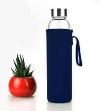 280ml-750mL Sport School Water Bottle Cover Insulated Sleeve Bag Case Pouch hot