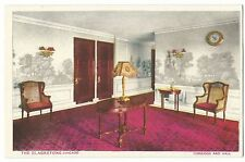 The Blackstone, Chicago, Corridor & Hall PPC, Unposted, by Michigan Litho Co