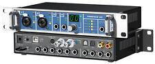 RME Mikrofon/Vorverstärker XLR Audio/MIDI-Interfaces