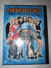 Empire Records (DVD, 2003) Liv Tyler, Anthony LaPaglia BRAND NEW  FACTORY SEALED