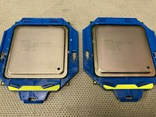 Matched pair Intel Xeon E5-2680 SR0KH 8-core 2.70GHz LGA2011 CPU processors
