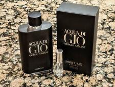 Giorgio Armani -  Acqua di Gio Profumo EDP  -  5ml Sample in Refillable Atomizer