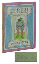 Shrek! ~ WILLIAM STEIG ~ Signed First Edition ~ 1st 1990 ~ Shrek