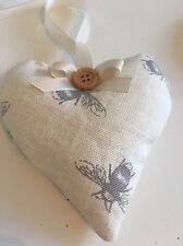Fryetts Bee Fabric Handmade heart