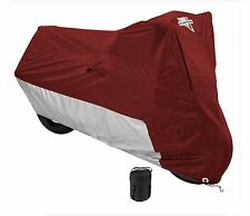Nelson Rigg Deluxe All Season Motorcycle Cover Storage Cruiser Triumph BMW