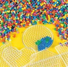 Fuse Beads Boards HUGE SET Preschool kindergarten Autism OT Arts Crafts New