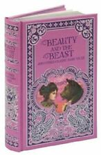 BEAUTY & THE BEAST & OTHER CLASSIC FAIRY TALES ~ LEATHER BOUND CLASSIC ~ NEW