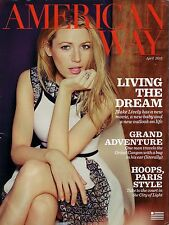 American Airlines American Way Inflight Magazine April 2015 =