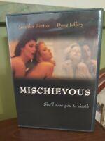 Mischievous DVD Unrated Jennifer Burton, Doug Jeffrey OOP MINT