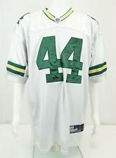 Reebok On Field James Starks #44 Green Bay Packers Men's Jersey White Size 54