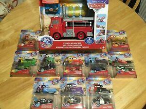 ** SALE ** NEW Disney Pixar Cars Colour Color Changers McQueen Mater Francesco