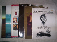 6 songbook lot Christian Men Male Artists Chris Rice Tomlin Michael W Smith more