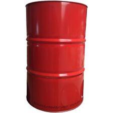 216 Liter Blechfass Stahlfass Faß Garagenfaß Ölfass Metallfass Tonne *NEU* ROT