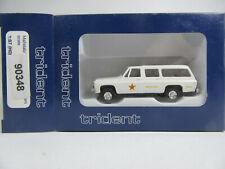 Trident  90348   Chevrolet Suburban  US Secret Service       1:87